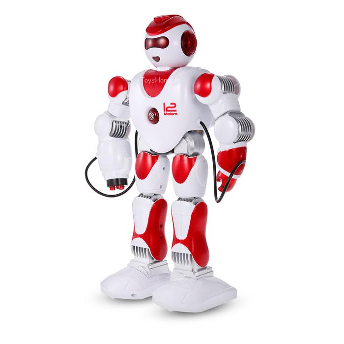ربات هوشمند انسان نما پلیس زن