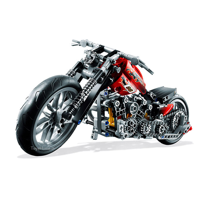لگو موتور سیکلت