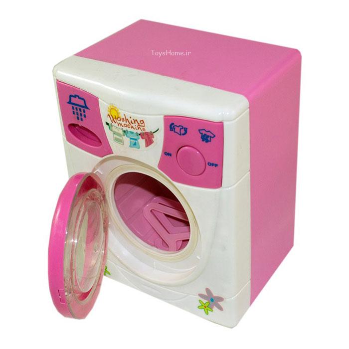 ماشین لباسشویی کودک