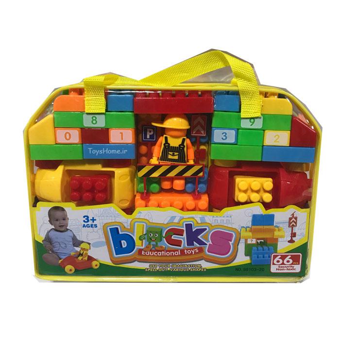 بلوک های اسباب بازی