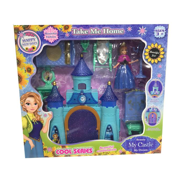 ست قصر عروسک آنا