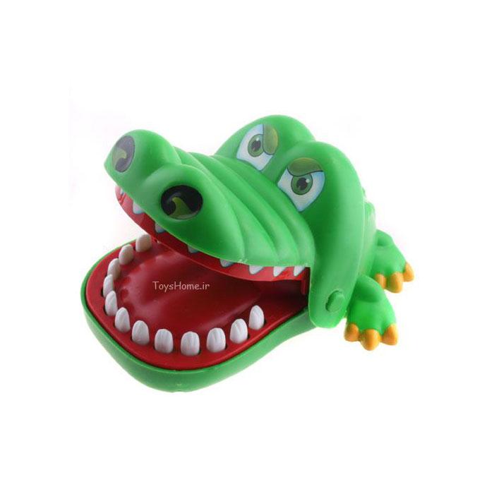 کروکودیل دندانپزشک