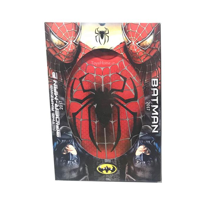 لباس مرد عنکبوتی