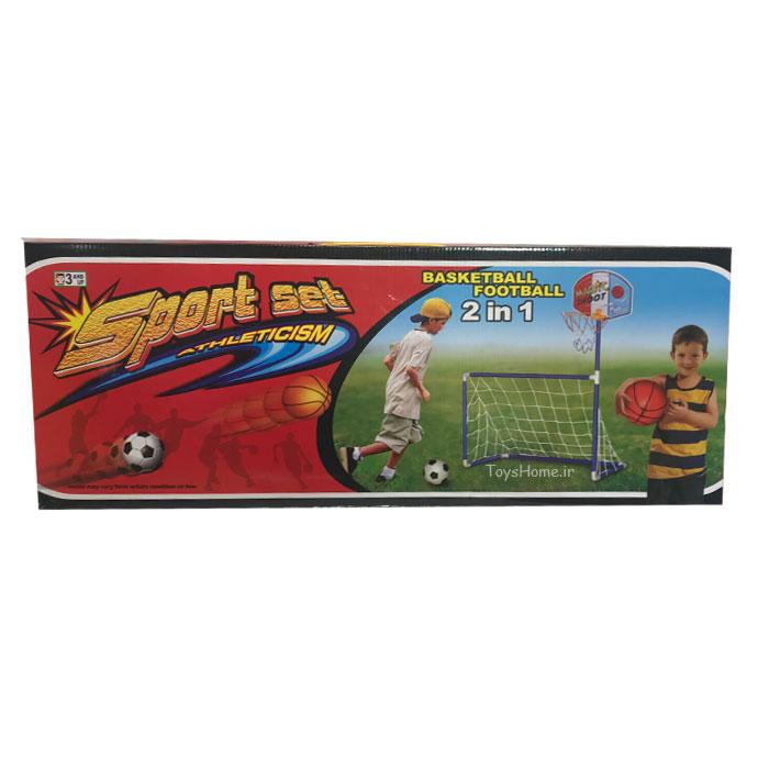 قیمت دروازه فوتبال اسباب بازی