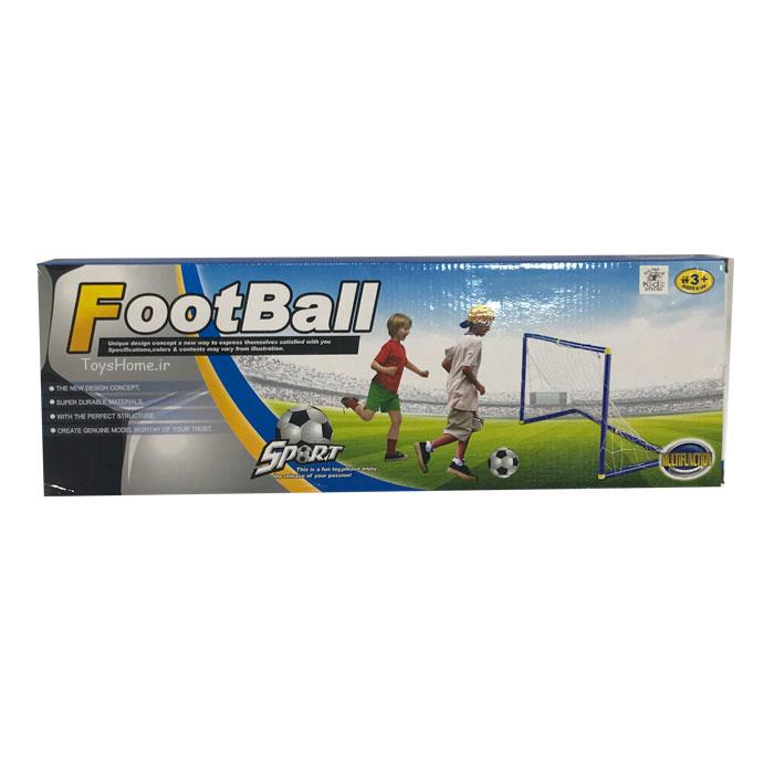 اسباب بازی دروازه فوتبال