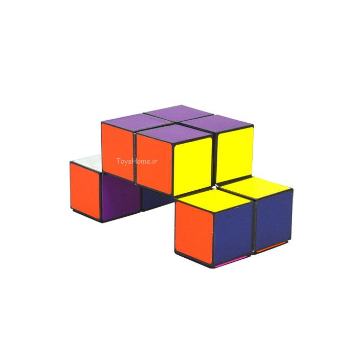 مکعب بی نهایت رنگی