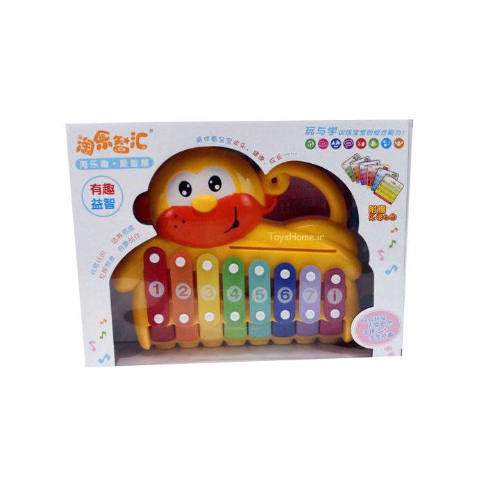 اسباب بازی بلز با طرح میمون