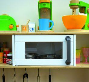 مزایای بازی آشپزخانه برای کودکان
