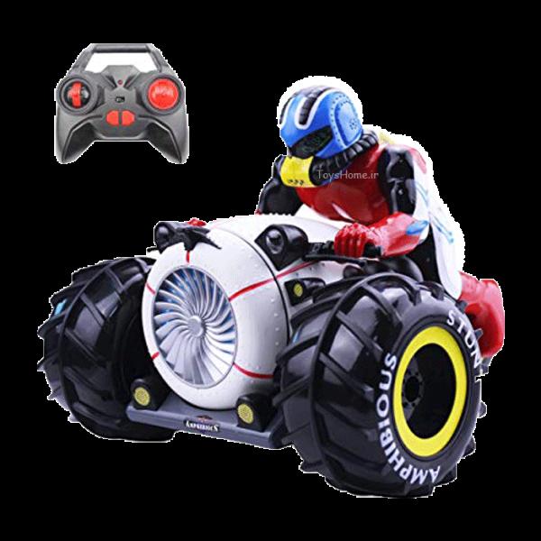 اسباب بازی موتور کنترلی آب و خاک مدل STUNT