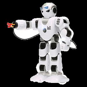 ربات هوشمند انسان نما مدل ALPHA