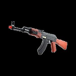 تفنگ شارژی کلاشینکف