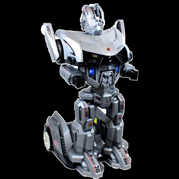 ماشین ربات شارژی کنترل دار Rambo Knight