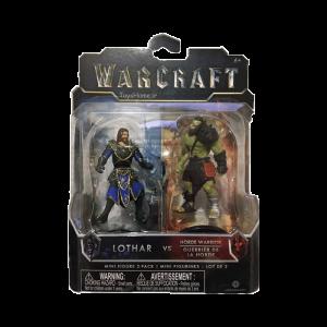 فیگور لوتار و جنگجوی هورد Warcraft