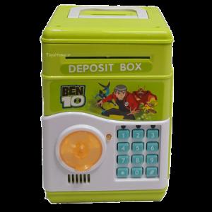 قیمت گاوصندوق اسباب بازی