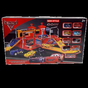 اسباب بازی پارکینگ مک کویین _PARKING GARAGE