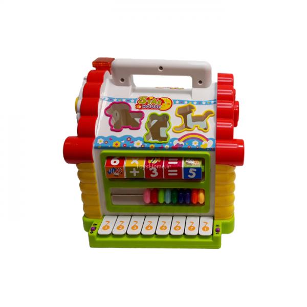 اسباب بازی موزیکال کودک دارای پیانو