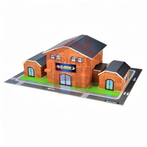 ساختنی بریکر مدل بانک