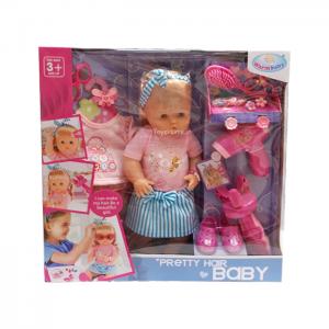 عروسک بیبی برن دختر