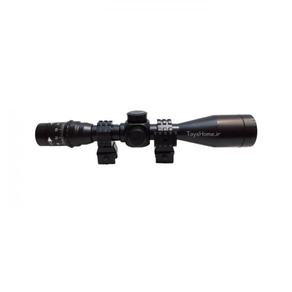 تفنگ تیر ژله ای دوربین دار قابل تنظیم