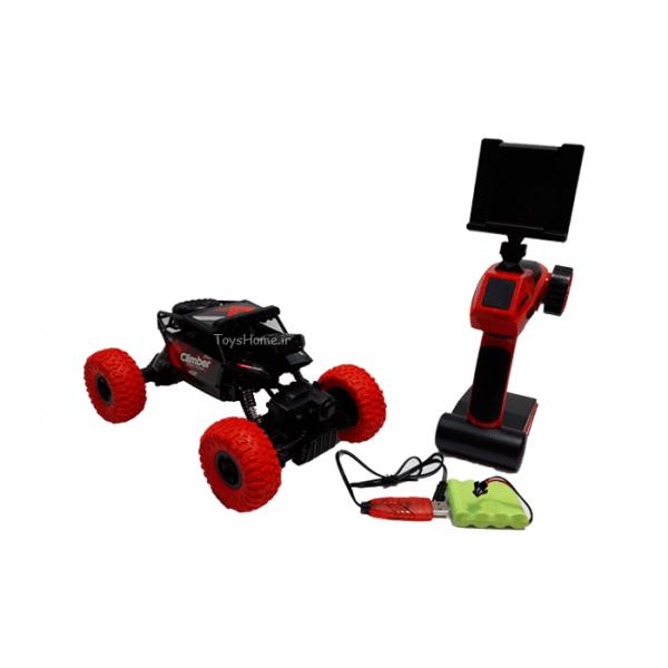 ماشین کنترلی دوربین دار سرعتی