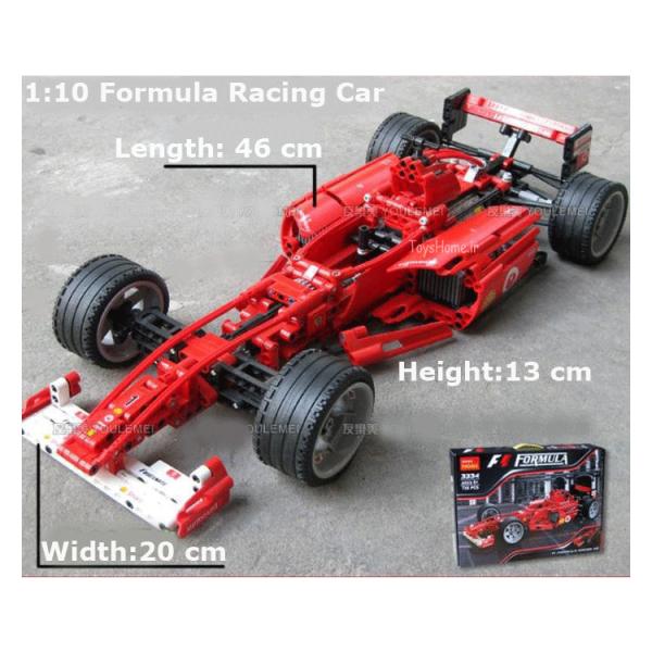 لگو ماشین فرمول ۱ کد 3334