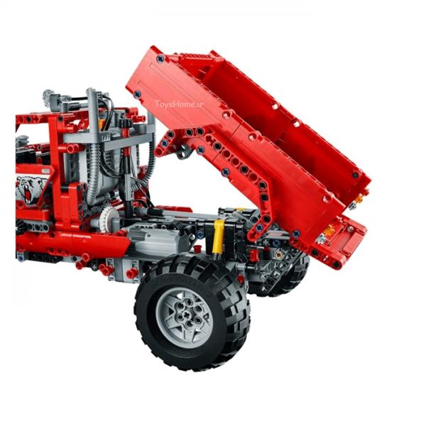 لگو ماشین تکنیک کامیون و جرثقیل