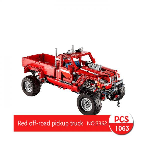 لگو تکنیک کامیون و جرثقیل3362
