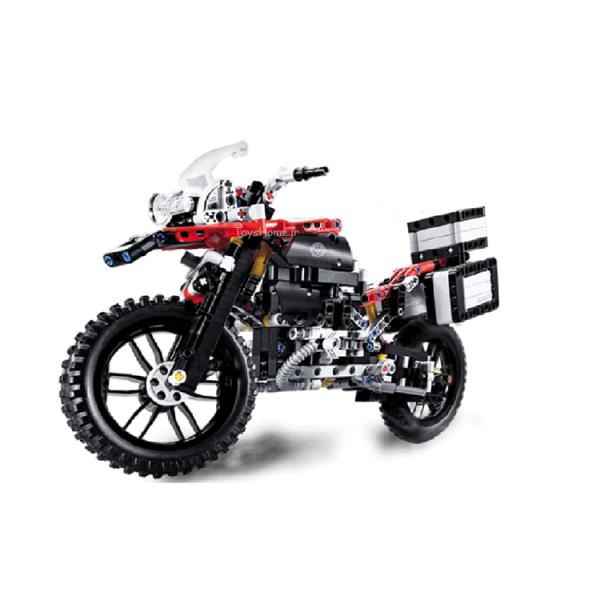 لگو تکنیک موتور سیکلت