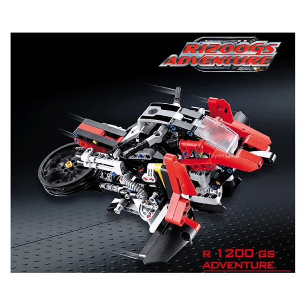 لگو موتور سیکلت کد 3369