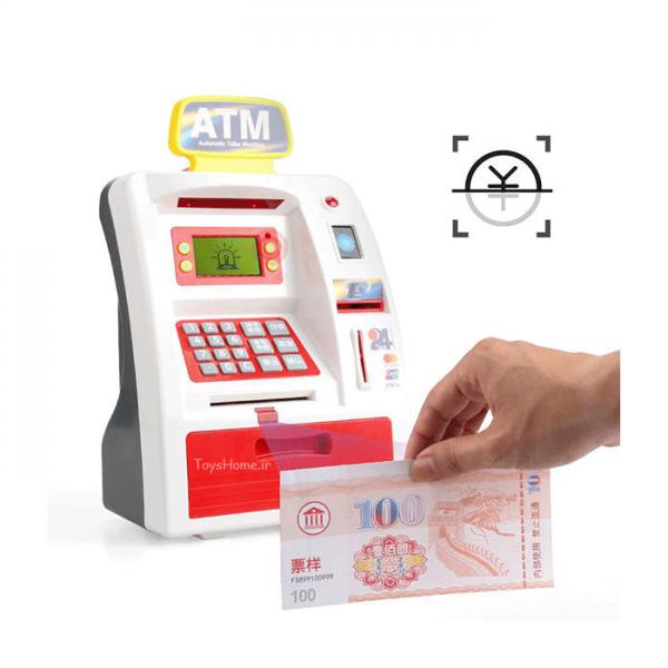 دستگاه اسباب بازی عابر بانک