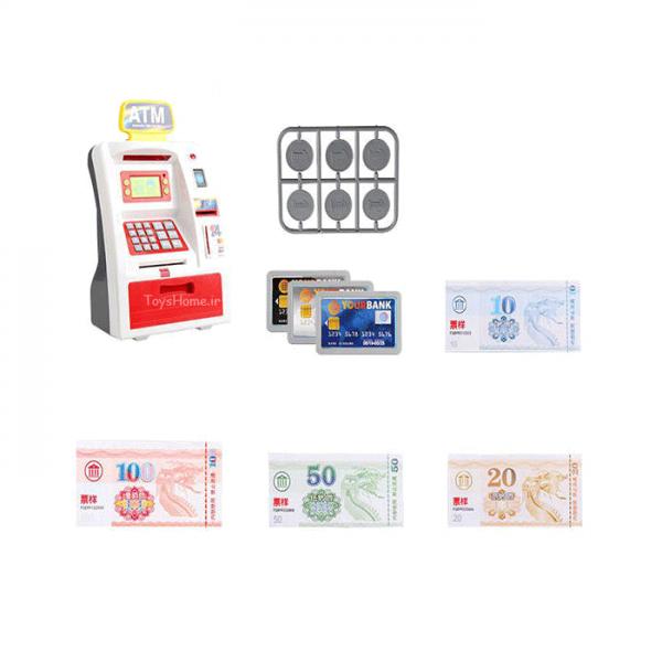 اسباب بازی عابر بانک ATM