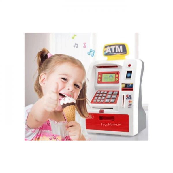 اسباب بازی عابر بانک کودکانه