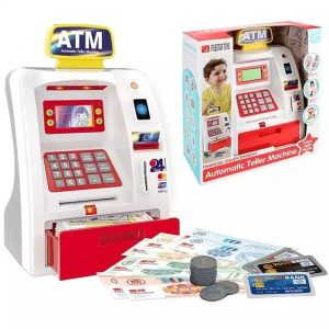 اسباب بازی عابر بانک