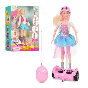 عروسک باربی اسکوتر سوار