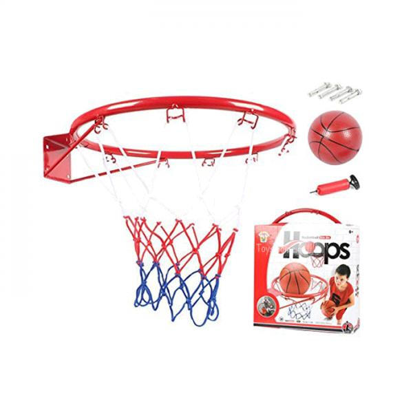 خرید حلقه بسکتبال فلزی hoops