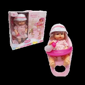 عروسک بیبی جیش کن