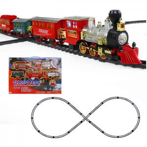 قطار اسباب بازی بزرگ