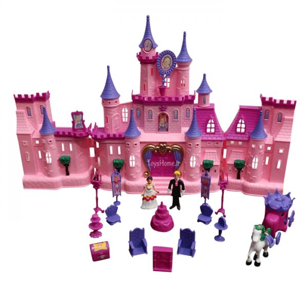قصر اسباب بازی موزیکال کودک