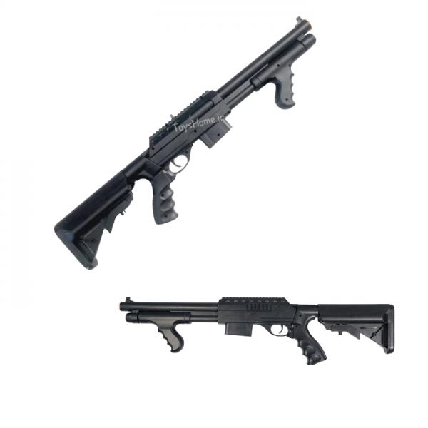 تفنگ ساچمه ای شاتگان اسباب بازی