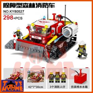لگو ماشین تانک آتشنشانی