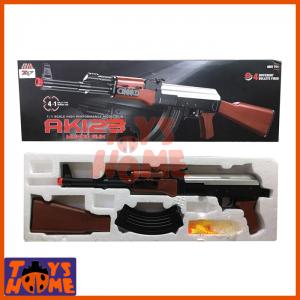 اسباب بازی تفنگ کلاشینکف AK123